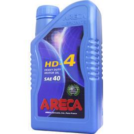 ARECA HD-4 SAE 40 Heavy Duty Motor Oil
