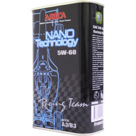 ARECA 5W-60 Nano Technology racing Treatment