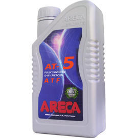 ARECA AT-5 ATF Fully Synthetic D-lll / Mercon
