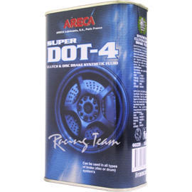 ARECA DOT-4 Brake Fluid