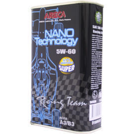 ARECA 5W-60 Nano Technology Super Racing Treatment