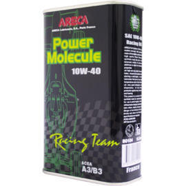 ARECA 10W-40 Power Mloecule Racing Treatment