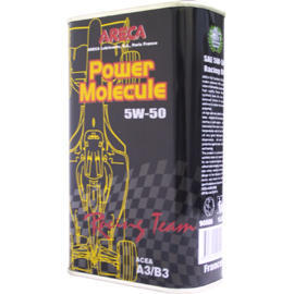 ARECA 5W-50 Power Mloecule Racing Treatment