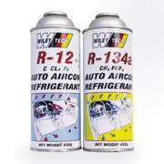 WILEY TECH R-12.R-134 Auto Aircon Refrigerant
