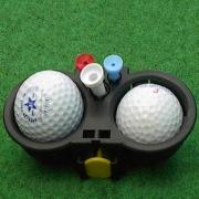 Two Golf Balls Caddy (Zwei Golfbälle Caddy)