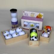 Golf Ball Gift Set (Golfball-Geschenk-Set)
