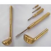 Golf Screwdriver Set (Golf Schraubendreher-Set)