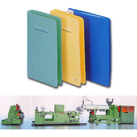PP Folder Sheet Making Machine