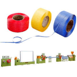 PP Heavy-Duty Packing Tape Making Plant