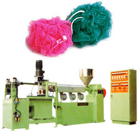 Plastic Bath Ball Making Machine