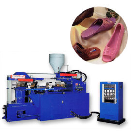 Plastic Shoes Injection Moulding Machine