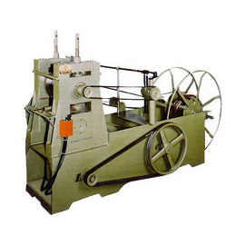 Rolling Flat Machine
