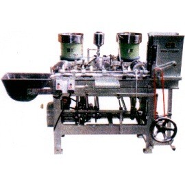Ferrule & Rubber Tip Setting Machine