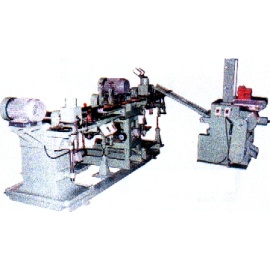 Serial Forming & Turning Slat Machine