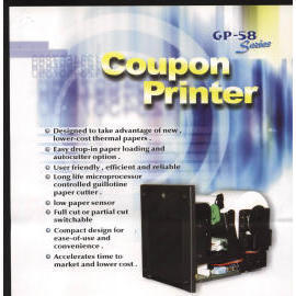 COUPON PRINTER (КУПОН ПРИНТЕР)