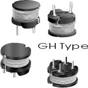 DIP Power Inductors / GH Series