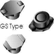 SMD Power Inductors / GS Series