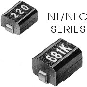 Wound Chip inductors / NL Series