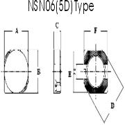 SMD Power Inductors / NSN0620(5D18) Series (SMD Power Индукторы / NSN0620 (5D18) Серии)