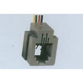 SIDE ENTRY Moudlar PCB JACK (SIDE ЗАПИСЬ Moudlar PCB JACK)