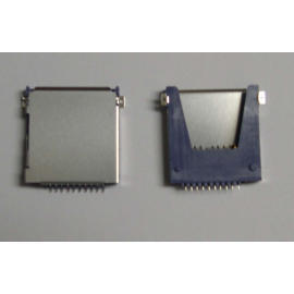 memory card connector (Разъем карты памяти)