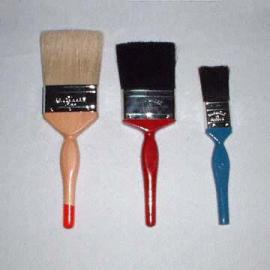 PROFESSIONAL PAINT BRUSH Assorted Paint Brushes with Wooden Handle (ПРОФЕССИОНАЛЬНЫЕ кисти Набор кистей с деревянной ручкой)