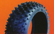 R/C Model Car Rubber Tire for 1:8 Buggy (R / C Model Car резиновых шин для 1:8 Багги)