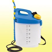 5.0L BATTERY-OPERATED AUTO-PRESSURIZED SPRAYER(EXCLUSIVED BY NORTH AMERICA)