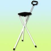 ALUMINUM TRIPOD CANE SEAT (Алюминиевый TRIPOD ТРОСТНИКОВЫЙ SEAT)