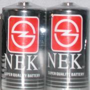 NEK Dry Batteries