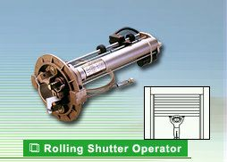 Security Shutter Operator