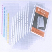 Hanging File & Index Sheet