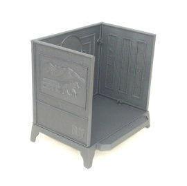 Cast Iron Wood Box (Чугунные Wood Box)