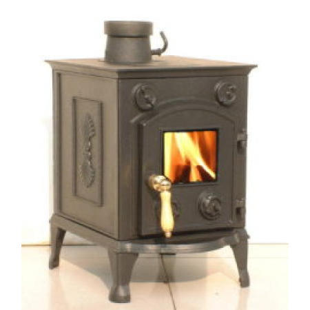 Cast Iron Wood Stove + Airwash System (Чугунные печи Wood + Airwash система)