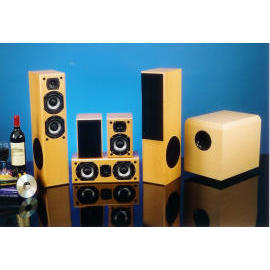 Neue 5,1 200W Home Theater System (Neue 5,1 200W Home Theater System)