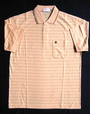 POLO SHIRT FOR MAN - COTTON / POLYESTER