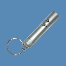 Torch and Laser Key chain (Taschenlampe und Laser-Schlüsselanhänger)