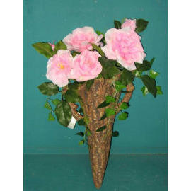 16`` ROSE WALL PLAQUE (16``ROSE WALL PLAQUE)