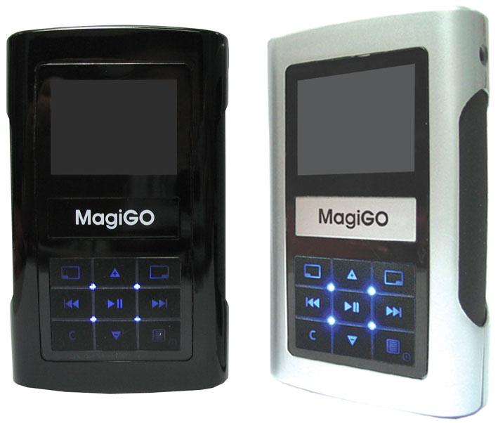 MagiGO-61   1.5    color screen Photo MP3/PEG4/MP4 HDD Jukebox(PMP) (MagiGO-61 б)