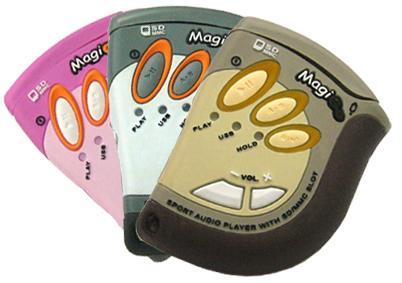 MagiGO-Sport MP3 Player (MagiGO-Спорт MP3-плеер)