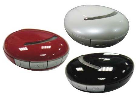 MiniBlue Bluetooth MP3 player (Miniblue Bluetooth MP3-плеер)