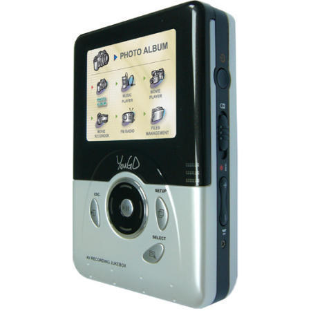 YouGO G2- Pocket MPEG4 Player/MP4 player(PMP)