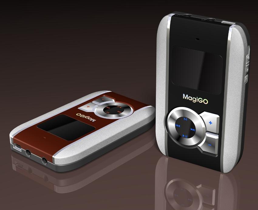 MagiGO-21   1.5    LCD MP3 HDD Jukebox(PMP) (MagiGO 1 б)