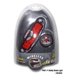 Wireless Brake Light System - Helmet Light