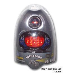 Wireless Brake Light System - Mounting Seat Light (Беспроводная система стоп-сигналов - Монтаж Seat Света)