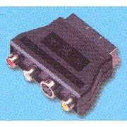 SCART ADAPTOR. (SCART-адаптер.)
