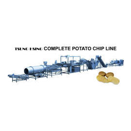 Potato Chip Line (Картофель Chip линия)