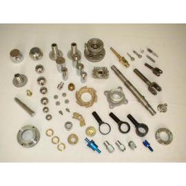 CNC Machine Parts (ЧПУ детали машин)