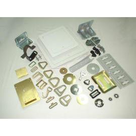 Stamping Parts (Штампованные детали)