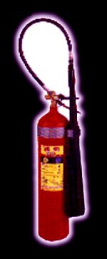 Carbon dioxide extinguisher,10type (Диоксид углерода огнетушитель, 10type)